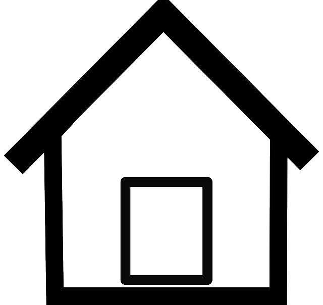 House Home Building 183 Free Vector Graphic On Pixabay