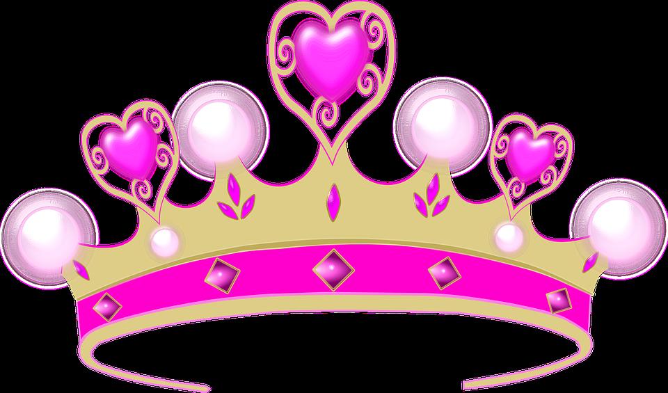 Coronet Princesa Corona Gráficos Vectoriales Gratis En Pixabay