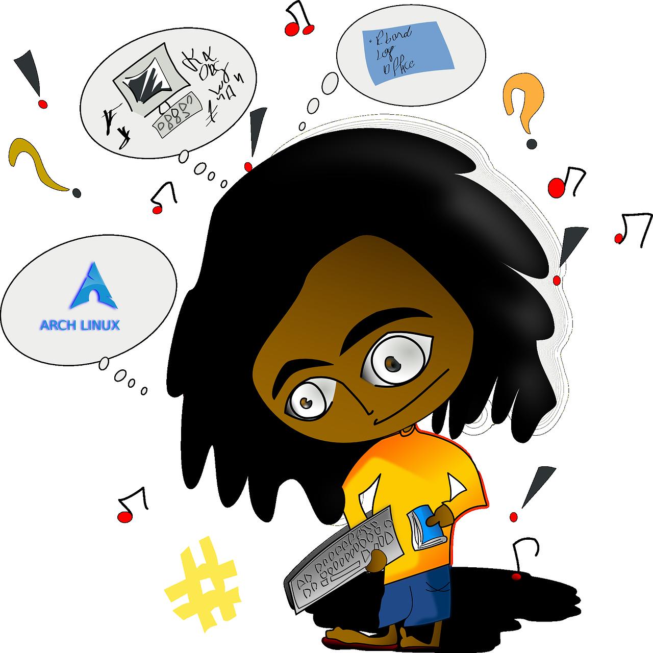 Schüler Teenage Jung - Kostenlose Vektorgrafik auf Pixabay