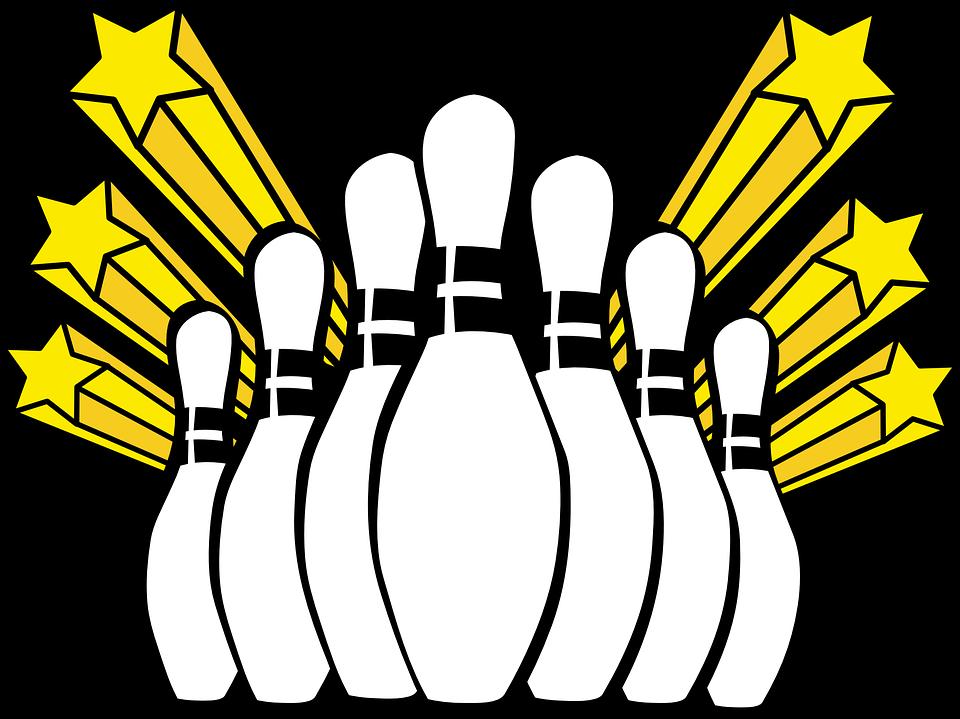 streik bowling sterne kostenlose vektorgrafik auf pixabay. Black Bedroom Furniture Sets. Home Design Ideas