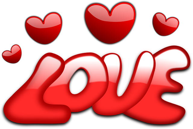 Love Hearts Valentine · Free Vector Graphic On Pixabay