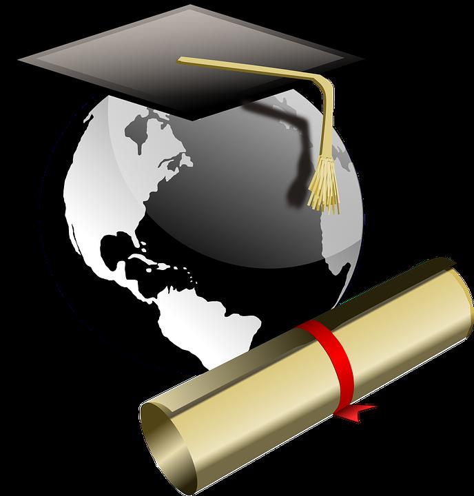 Graduado, Graduación, La Escuela, Estudiante
