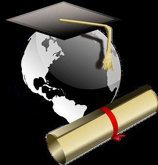 Absolvent, Graduierung, Schule, Schüler