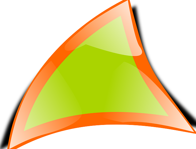 free vector graphic triangle warped border frame free image on pixabay 150393