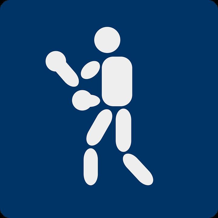 Boxe, Salle De Gym, Gymnastique, L'Homme, Sportif