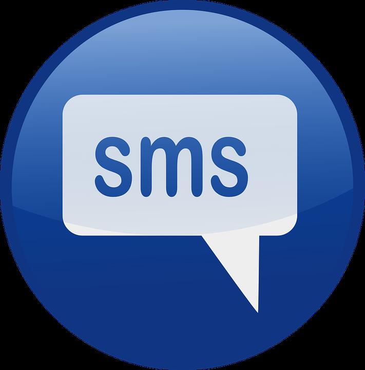 Wiadomości, Sms, Tekst, Wyślij, Komputer, Ikona
