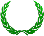 laurel wreath, wreath, accolade