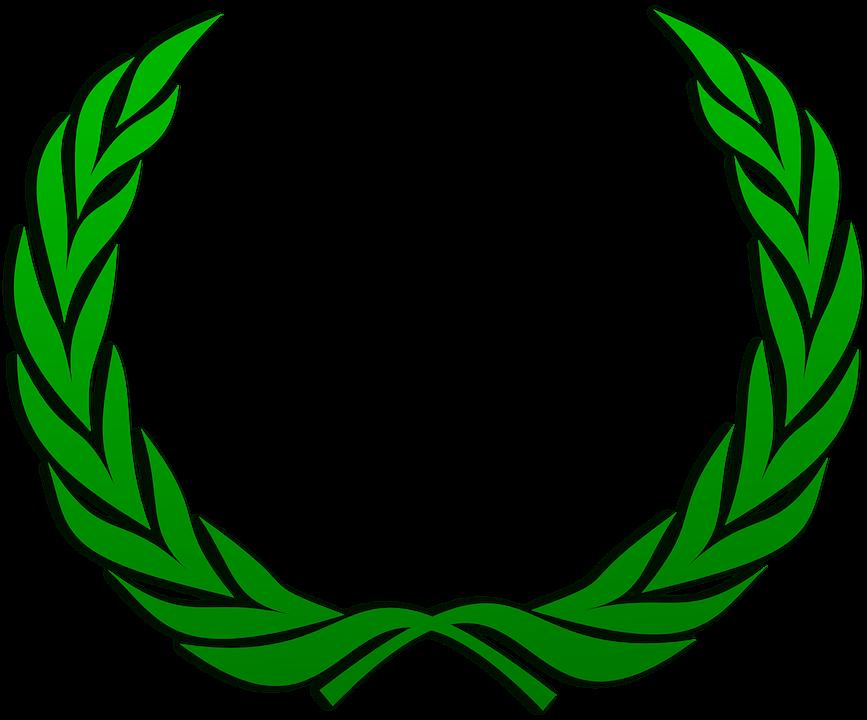 Vavřínový Věnec Vyznamenání · Vektorová grafika zdarma na Pixabay 62b3693d49
