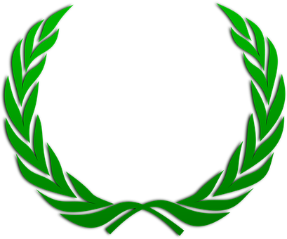 Laurel Wreath Wreath Accolade Winner