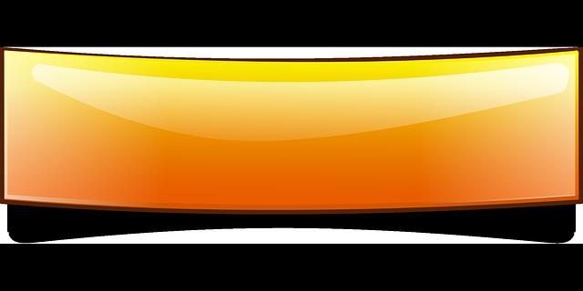 banner gebogen gl nzend kostenlose vektorgrafik auf pixabay. Black Bedroom Furniture Sets. Home Design Ideas