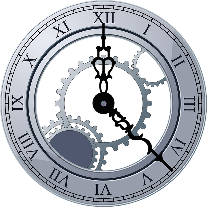 Turmuhr clipart  Kostenlose Vektorgrafik: Uhr, Gesicht, Zahlen - Kostenloses Bild ...