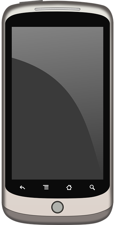 free vector graphic smartphone android os free image