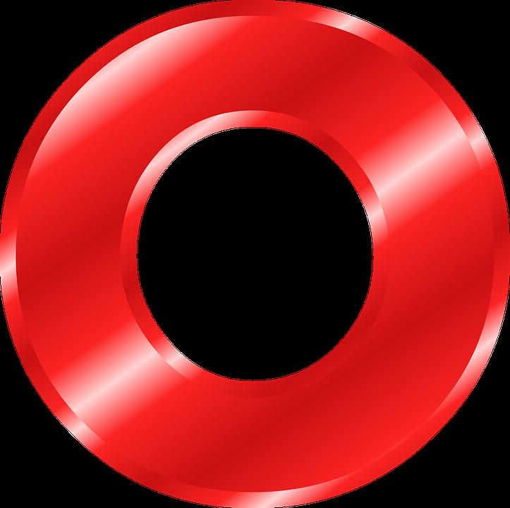 alphabet o abc free vector graphic on pixabay