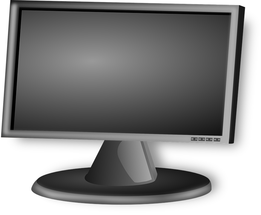 Free vector graphic: Monitor, Display, Lcd, Black - Free Image on ...