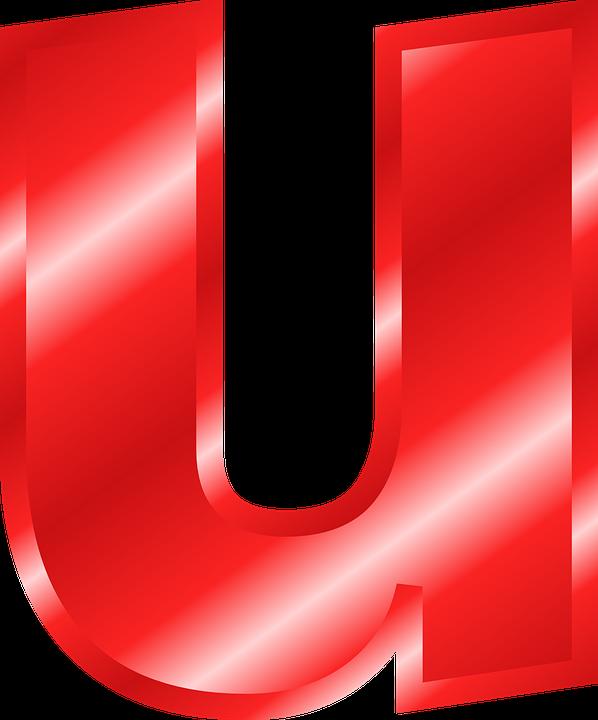 U & Us Home Design Studio Part - 43: Alphabet U Abc Letter Alphabetic Character