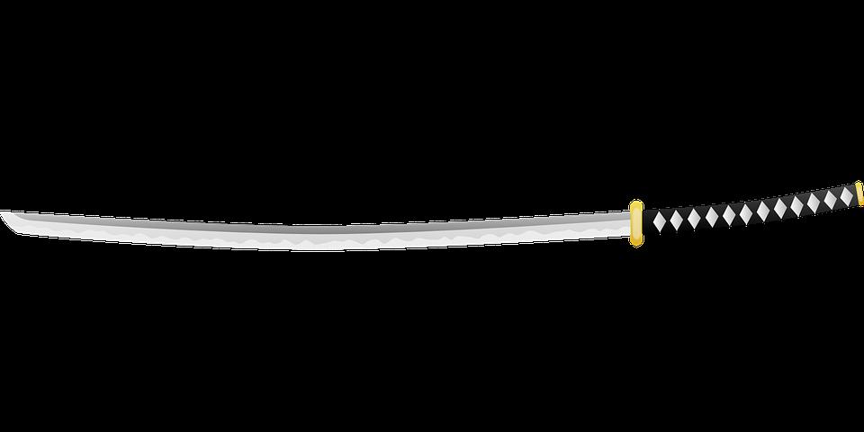 Katana, Samurai Schwert, Samurai, Schwert, Japan, Ninja