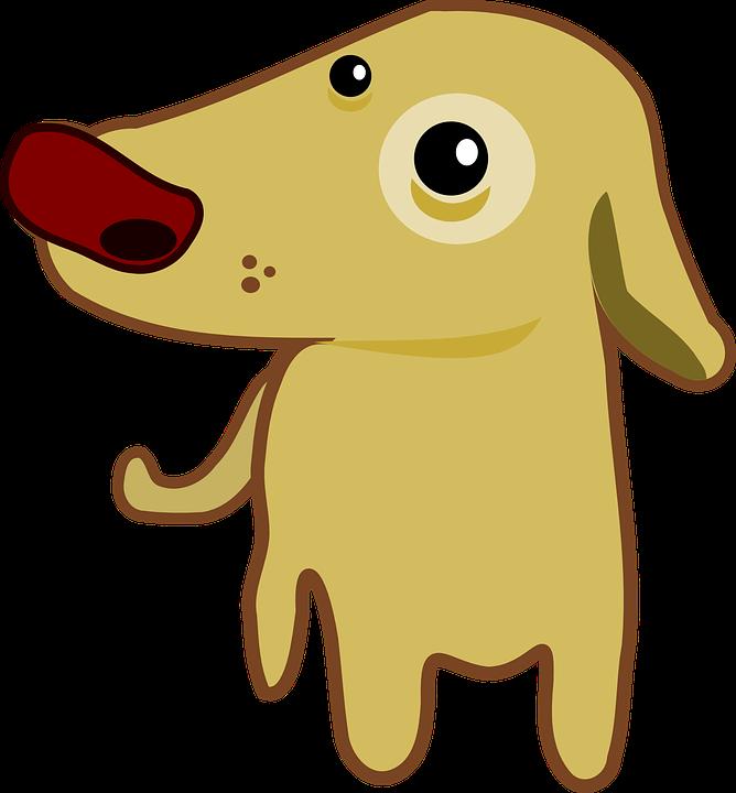 Pes Pet Zvire Vektorova Grafika Zdarma Na Pixabay