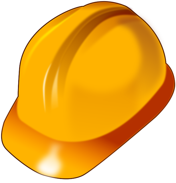Warriors New Stadium Under Construction: Safety Helmet Safe · Free Vector Graphic On Pixabay