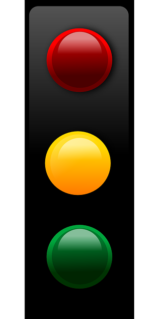 Free vector graphic: Traffic Lights, Lights - Free Image ... Green Road Sign Png