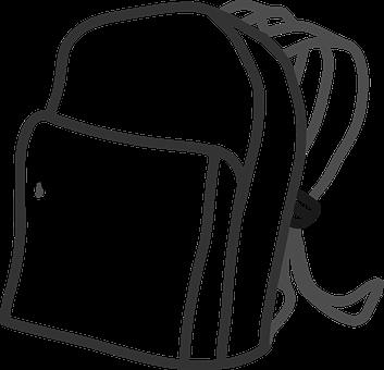 バックパック, バッグ, 荷物, 旅行, ハイキング