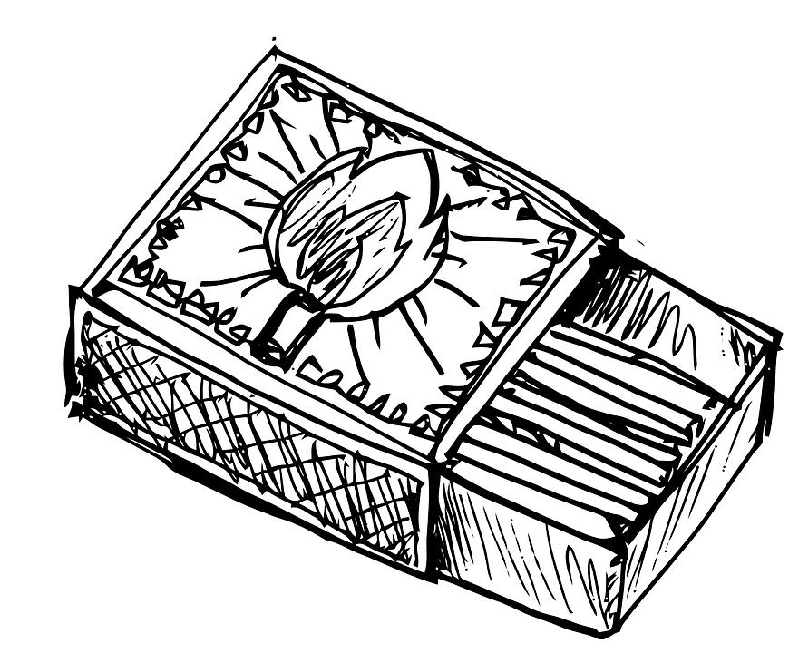 Kotak Korek Api Gambar Vektor Gratis Di Pixabay