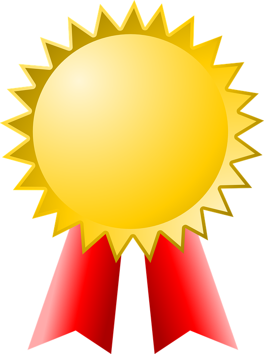 Award, Gold, Winner, Badge, Accolade, Prize, Win, Honor