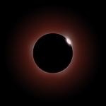solar eclipse, eclipse, moon