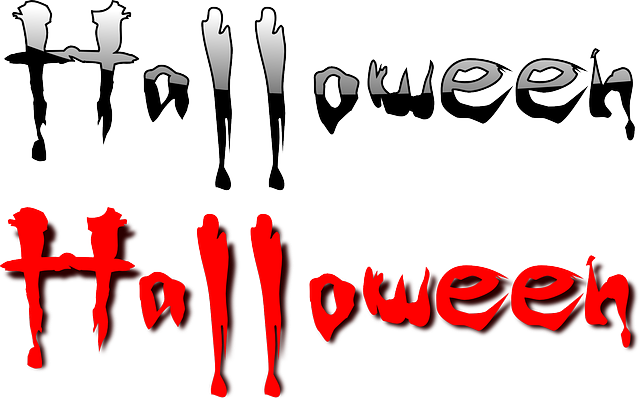 free vector graphic halloween text blood dripping free image on pixabay 151303 - Blood For Halloween