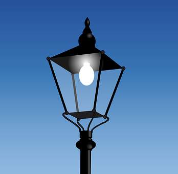 Lantern, Street Lamp, Street Light