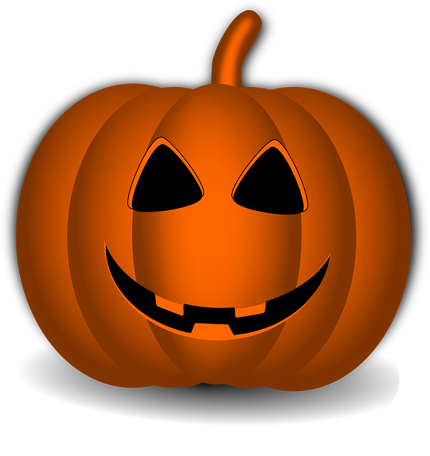 Pumpkin Face Pictures: Pumpkin Halloween Face · Free Vector Graphic On Pixabay