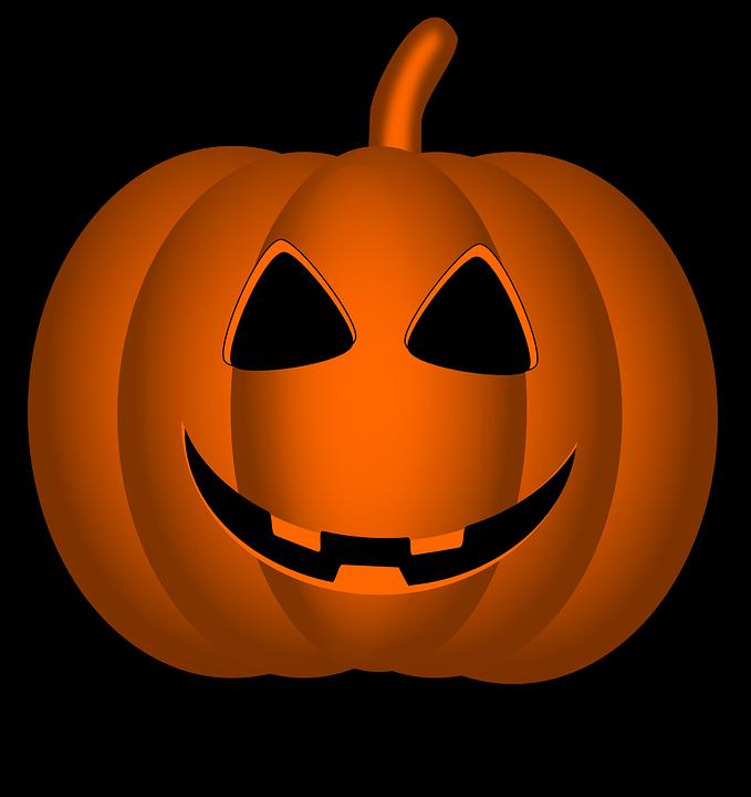 Pumpkin Halloween Face · Free vector graphic on Pixabay