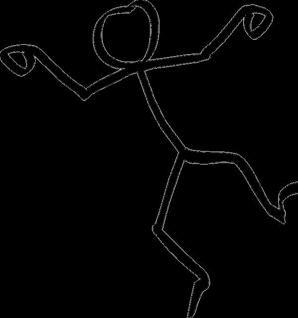 stickman stick figure matchstick  u00b7 free vector graphic on