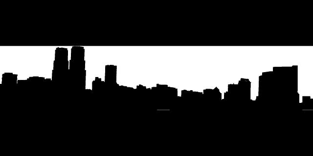 mexico city skyline 183 free vector graphic on pixabay