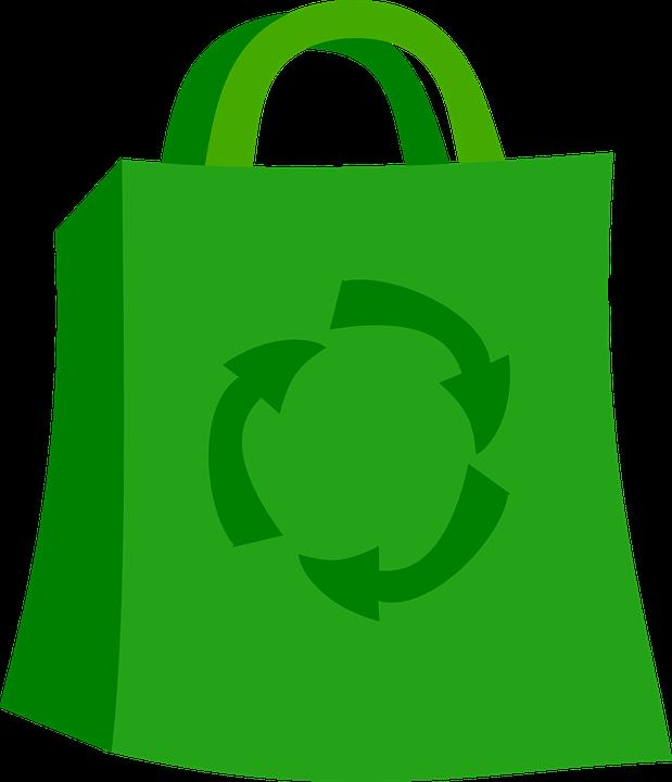 Christmas Reusable Shopping Bags