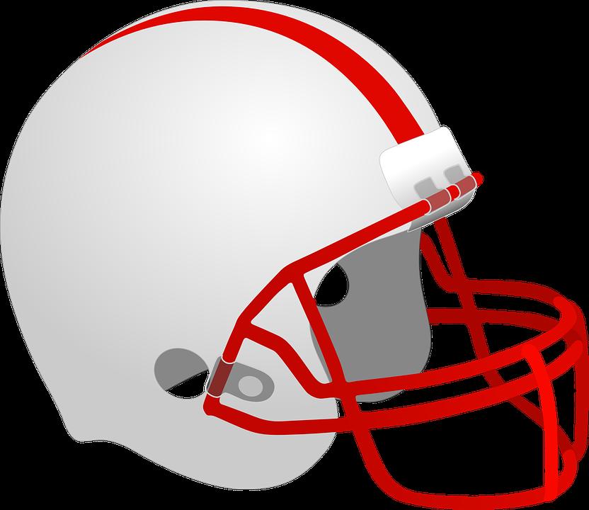 american football helmet huskers free vector graphic on pixabay rh pixabay com Cornhusker Logo Clip Art Emoji Clip Art