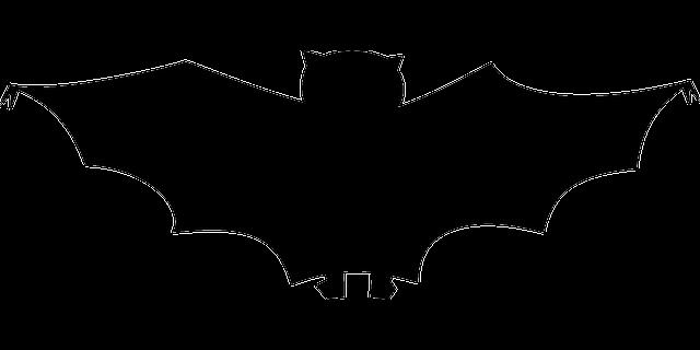 Bat Halloween Spooky 183 Free Vector Graphic On Pixabay