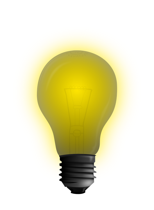 Free Vector Graphic Bulb Concept Idea Light Free