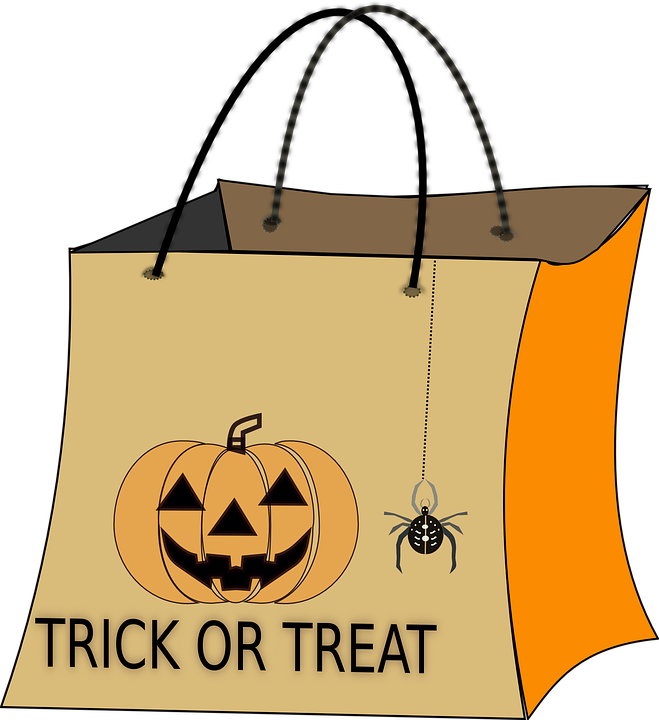 halloween treat bags for parties