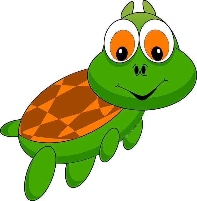 Картинки детские черепаха
