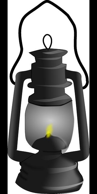 Free Vector Graphic Lantern Light Oil Lamp Black Free Image On Pixabay 151524
