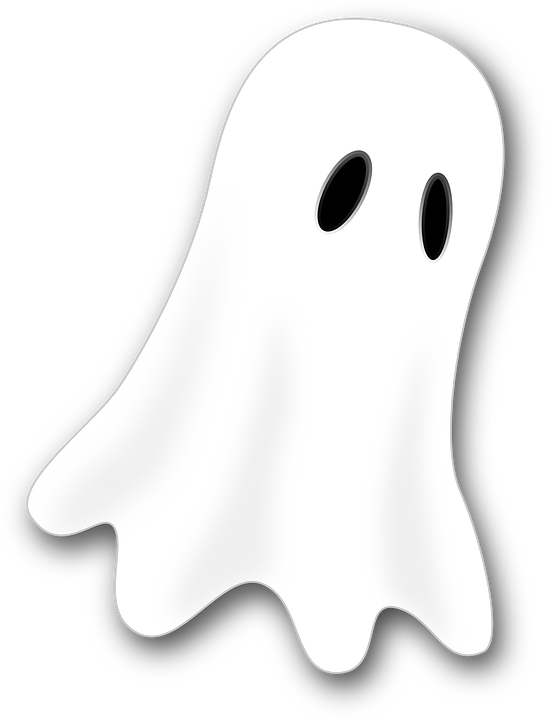 Ghost Boo Halloween · Free vector graphic on Pixabay