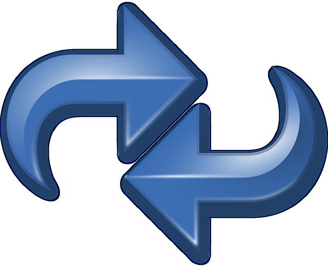 fl ches bleu double images vectorielles gratuites sur pixabay. Black Bedroom Furniture Sets. Home Design Ideas