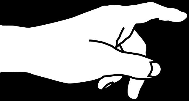 Pointing Finger Hand Show Index Finge
