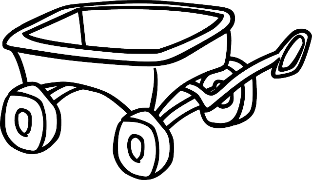 Wagon Toy Cart 183 Free Vector Graphic On Pixabay