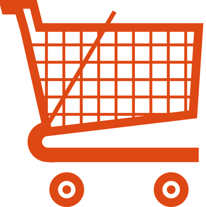 Shopping Cart, Cart, Ecommerce, E-Commerce, Shopping