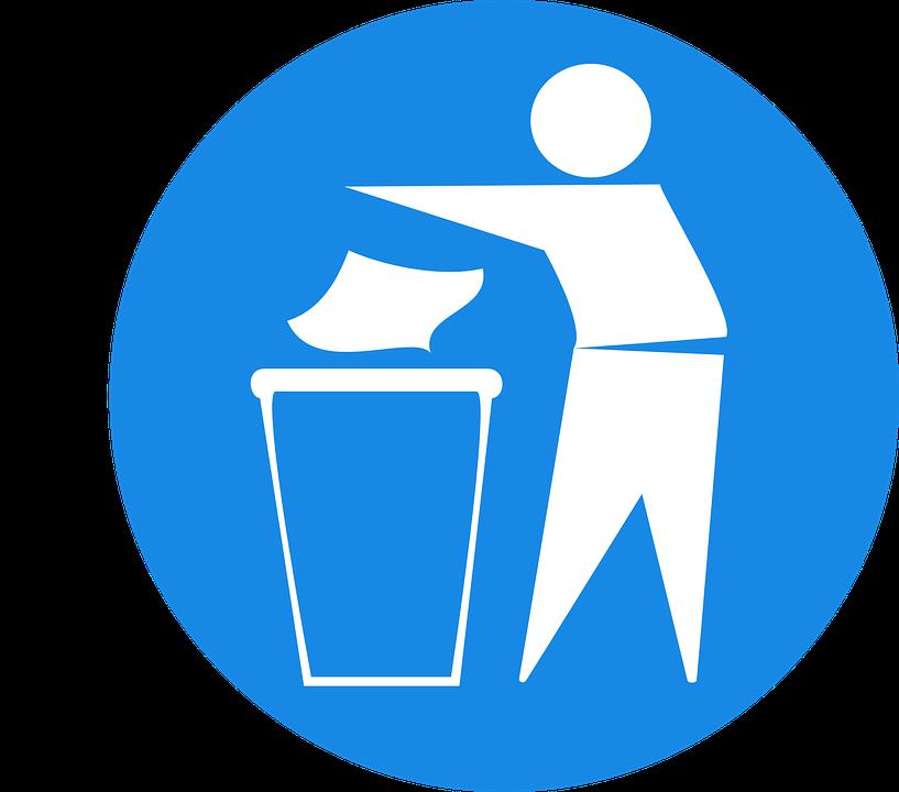 Corbeille Ordures Bin Recycle - Images vectorielles gratuites sur ...