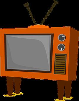 Unduh 660  Gambar Animasi Orang Nonton Tv HD Terbaik