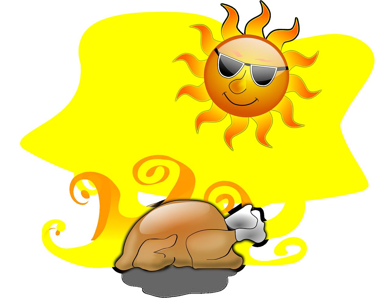 Картинки смешного солнца