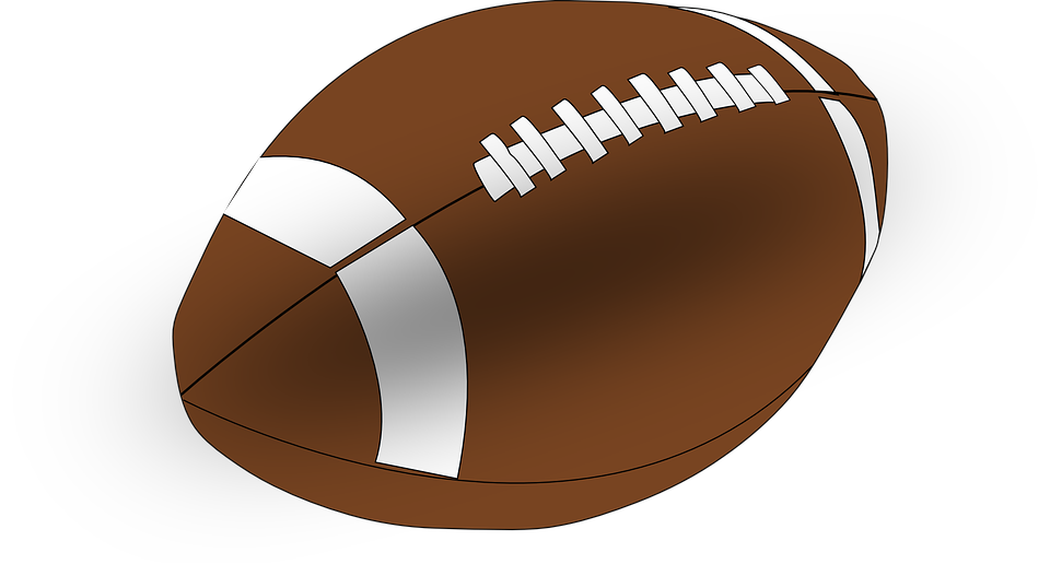 american football ball egg free vector graphic on pixabay