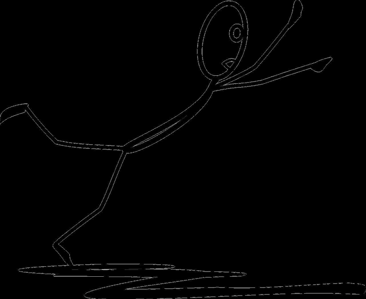 танца картинки человечки палочки смешные отворотом для регулировки